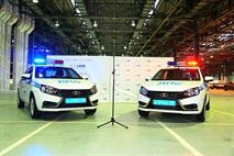 Lada Vesta поступила на службу в полицию, фото 1