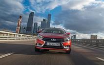 Продажи Lada Vesta оказались ниже ожидаемых, фото 1
