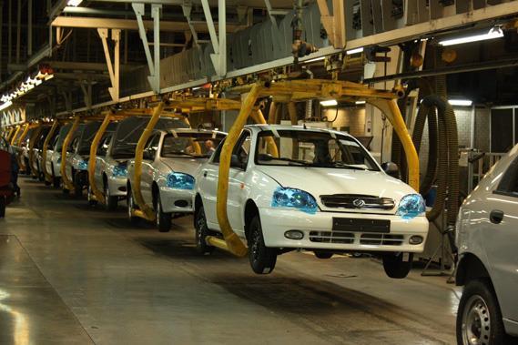 Запорожский завод продолжит выпуск легковушек