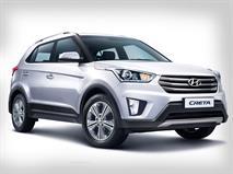 Продажи нового кроссовера Hyundai Creta начнутся осенью, фото 1