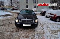 Mercedes-Benz E500 4MATIC