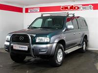 Mazda B-series 2.5 TD Double Cab 4WD