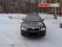 Skoda Superb 2.8 V6