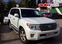 Toyota Land Cruiser 200 4.5 TD 4WD