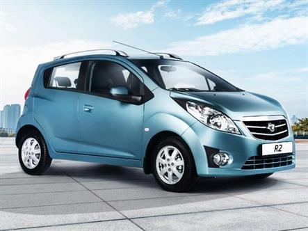 Chevrolet Spark переименовали и оценили в 369 тыс. рублей