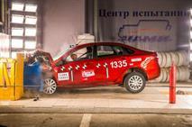 Новая Lada Vesta оказалась безопаснее Hyundai Solaris, фото 1