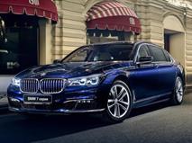 BMW привезет в Россию самый доступный бензиновый 7-Series