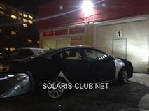 Новый Hyundai Solaris показали на фото, фото 2