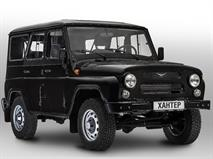 УАЗ возобновил производство внедорожника «Хантер»