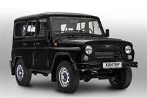 УАЗ возобновил производство внедорожника «Хантер», фото 1