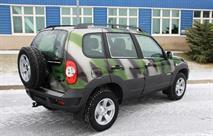 GM-АвтоВАЗ начал выпуск «военных» Chevrolet Niva, фото 1