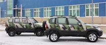GM-АвтоВАЗ начал выпуск «военных» Chevrolet Niva, фото 2