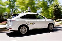 Беспилотник Google впервые стал виновником ДТП, фото 1