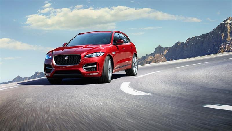 Первый кроссовер Jaguar оценили в рублях
