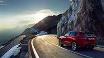 Первый кроссовер Jaguar оценили в рублях, фото 2