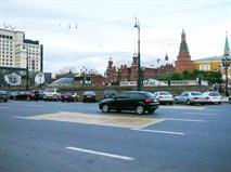 Дорогу вокруг Кремля сузят на две полосы, фото 1