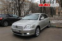 Toyota Avensis 2.0 D-4