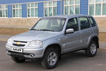 Chevrolet Niva лишилась люксовой версии, фото 1