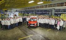 АвтоВАЗ собрал 15-тысячную Lada Vesta, фото 1
