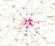 Самые опасные дороги РФ отметили на карте, фото 1