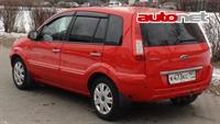 Ford Fusion Plus 1.6