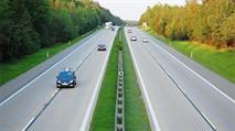 Езду по разделительной полосе приравняют к опасному вождению, фото 1