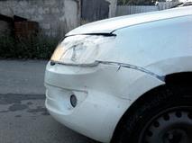 Сбитому на переходе школьнику выставили счет за ремонт машины, фото 1