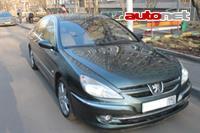 Peugeot 607 3.0