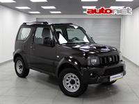 Suzuki Jimny 1.3 VVT 4x4