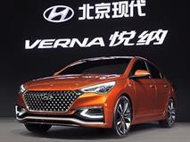 Hyundai показал прототип нового «Соляриса», фото 1