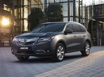 Acura прекратила поставки автомобилей в РФ