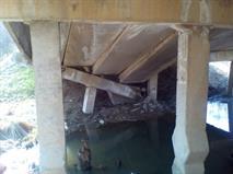 В Приморье за три месяца рухнуло три моста, фото 1