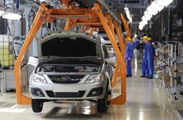 В начале 2016 года убыток АвтоВАЗа вырос в 48 раз