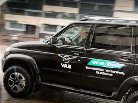 УАЗ раскрыл раскрыл подробности о самом экономичном «Патриоте»