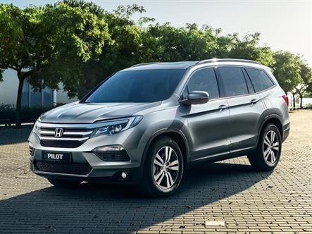 Новый кроссовер Honda оценили в 3 млн рублей