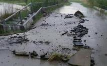В Приморье снова развалился автомобильный мост, фото 1