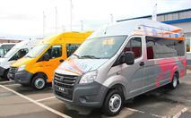 ГАЗ показал новые маршрутки поколения NEXT, фото 1