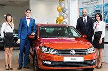 Volkswagen собрал в Калуге 350 тысяч седанов Polo, фото 1