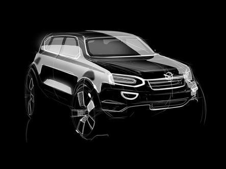 Первый кроссовер УАЗа получит 170-сильный турбомотор