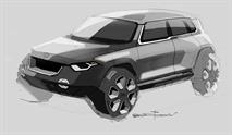 Первый кроссовер УАЗа получит 170-сильный турбомотор, фото 3