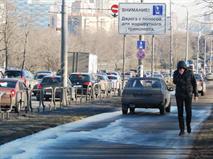 Камеры Москвы научились выявлять езду по тротуару