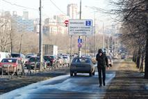 Камеры Москвы научились выявлять езду по тротуару, фото 1