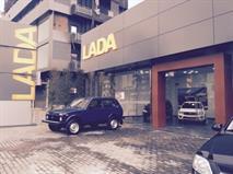 В Ливане открылся новый автосалон Lada