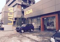 В Ливане открылся новый автосалон Lada, фото 1