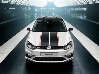 VW представил самый мощный Polo для России