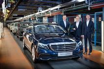 Завод Mercedes построят в 35 км от Москвы, фото 1