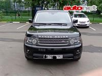 Land Rover Range Rover Sport Supercharged 5.0 4WD