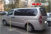 Hyundai H-1/Starex Travel 2.5 CRDi