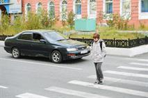 Штраф за отказ пропустить пешехода увеличат на 40%, фото 1