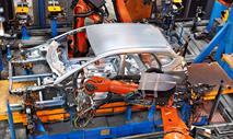 Завод Ford в Санкт-Петербурге остановил производство, фото 1